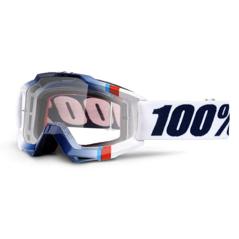 100percent Goggle Accuri White Crystal