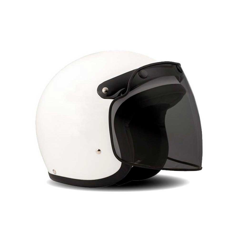 Dmd Flip Up Racer Visor for helmet Vintage