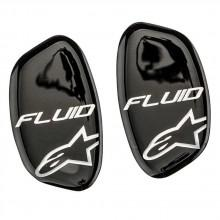 Alpinestars Hinge Cover Stickers for Fluid Knee Brace
